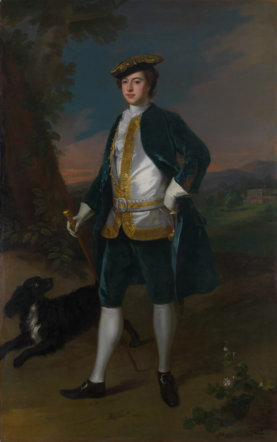 Sir James Dashwood (1715–1779)