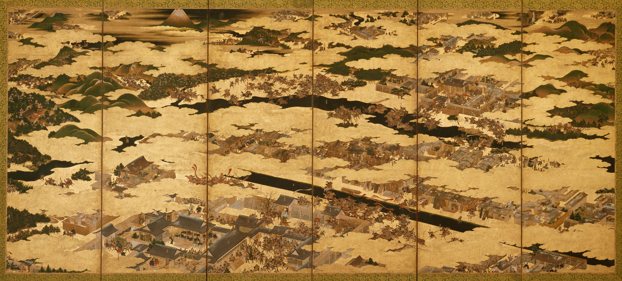 The Rebellions of the Hōgen and Heiji Eras | Work of Art | Heilbrunn ...
