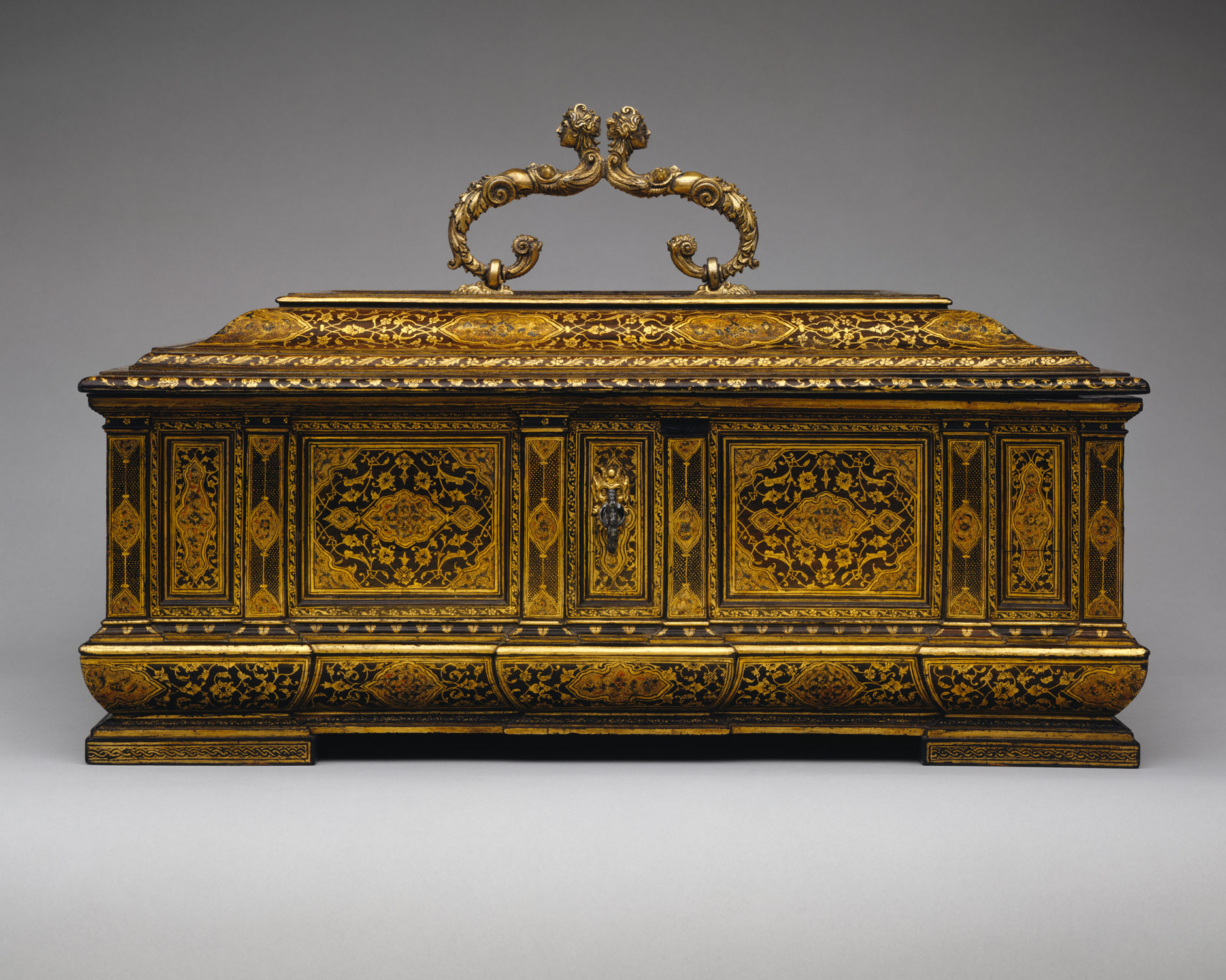 Casket (coffanetto or scrigno)