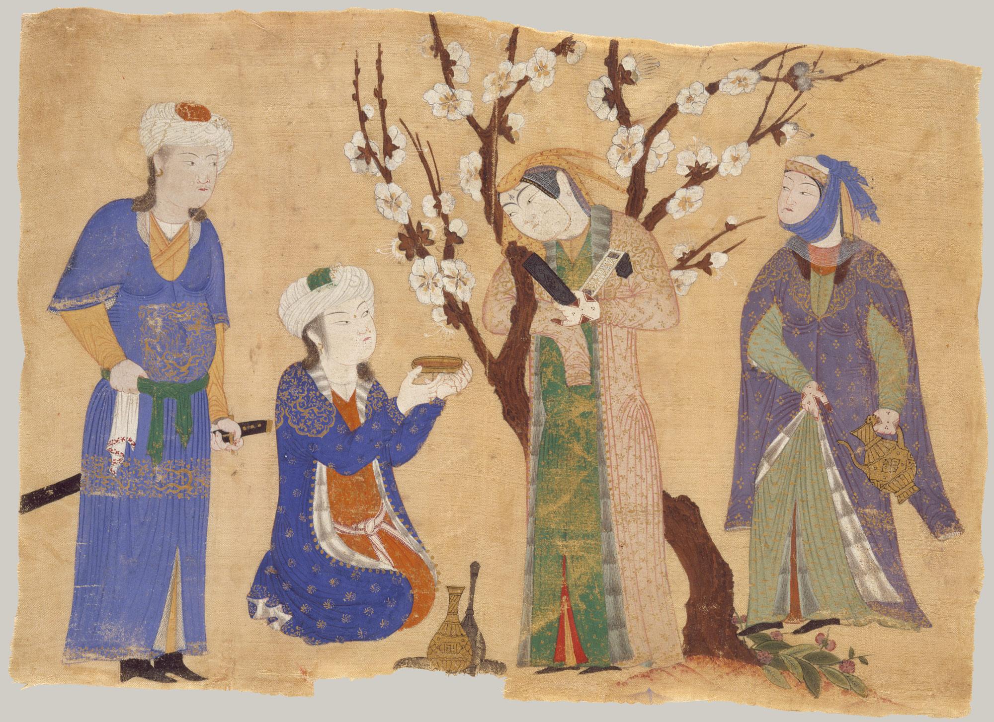 Figural representation in islamic art essay heilbrunn timeline wine drinking in a spring garden biocorpaavc