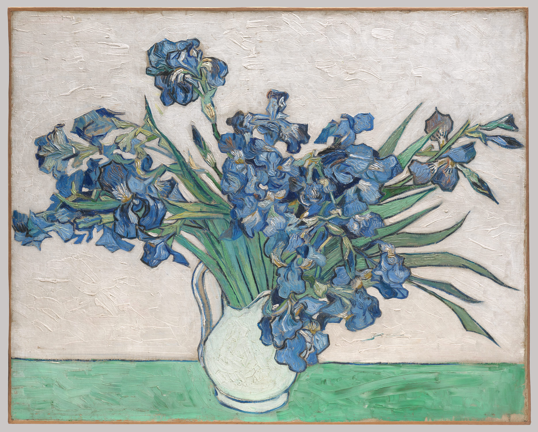 vincent van gogh essay heilbrunn timeline of art roses roses acircmiddot irises irises