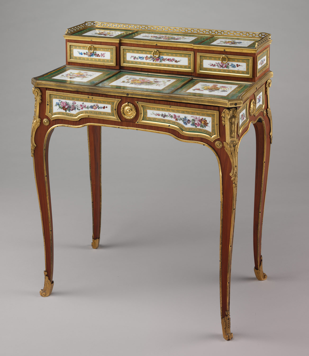 French Furniture In The Eighteenth Century Case Furniture