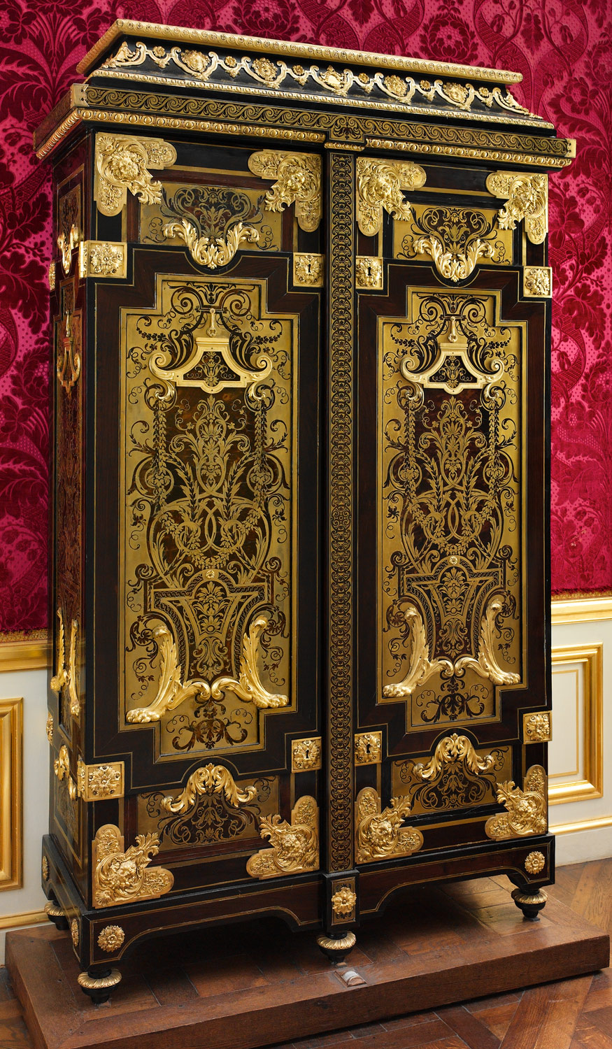 Cabinet Attributed To Andr 233 Charles Boulle 59 108