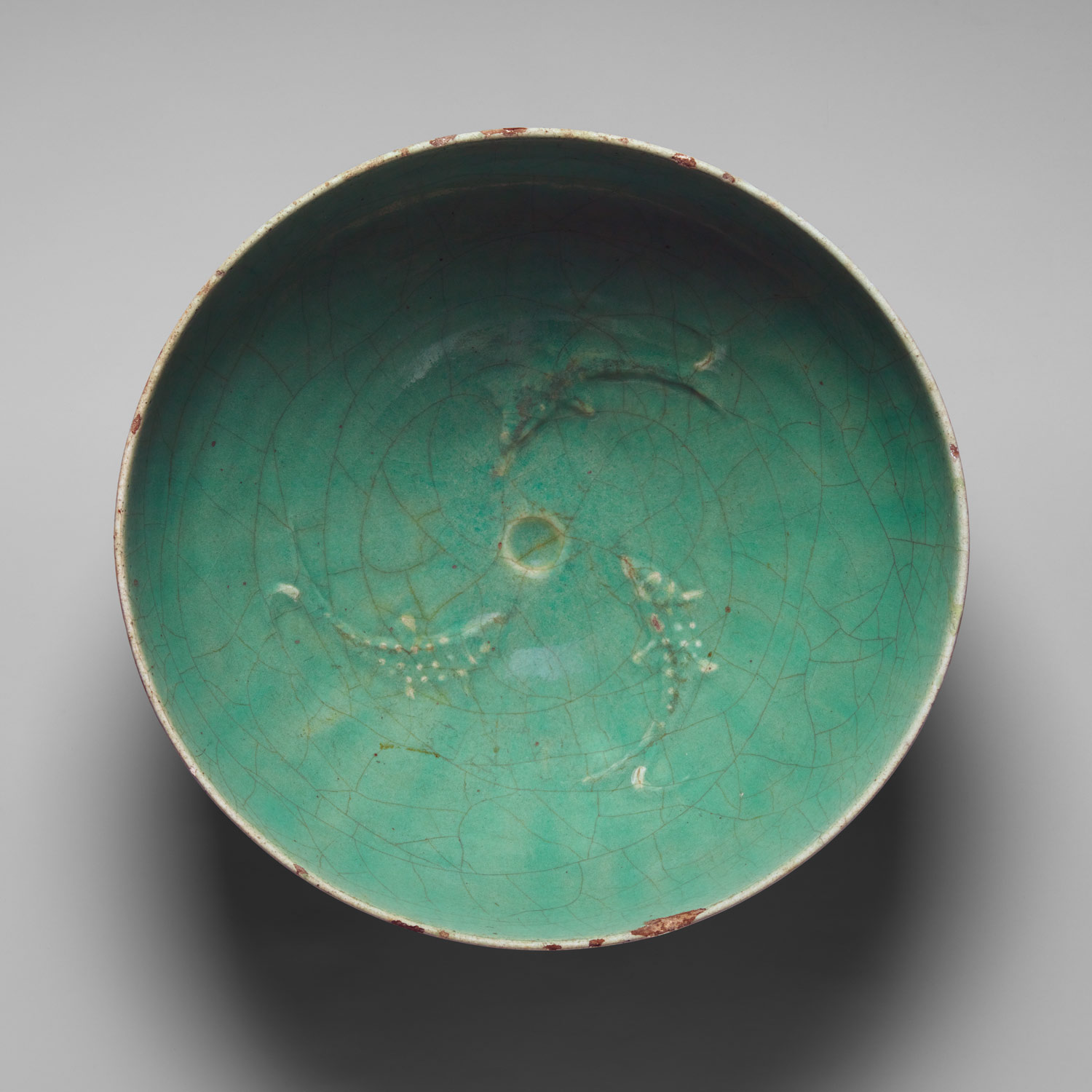 Bowl with three fish | Work of Art | Heilbrunn Timeline of