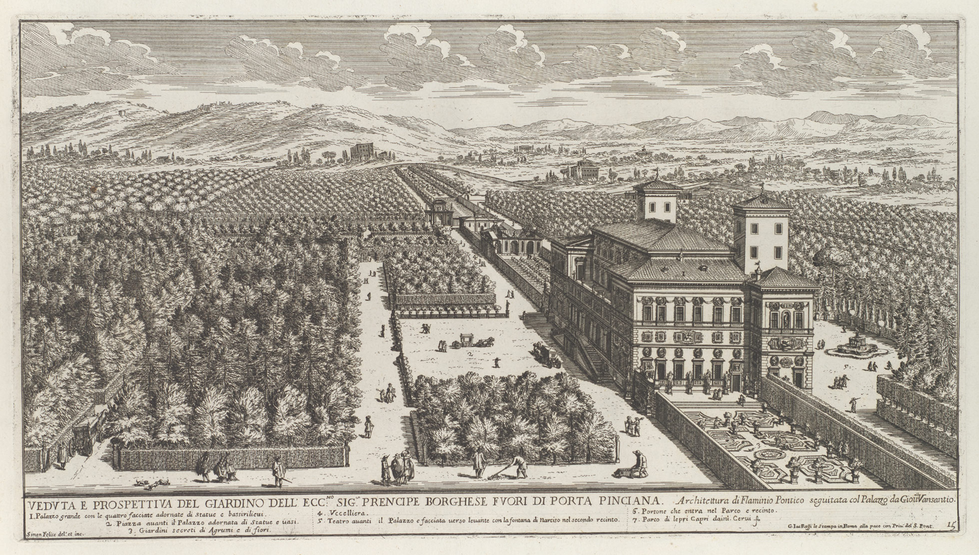 The Idea and Invention of the Villa | Essay | Heilbrunn Timeline of ...