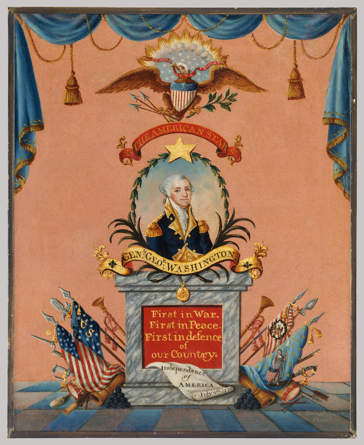 The American Star (George Washington)