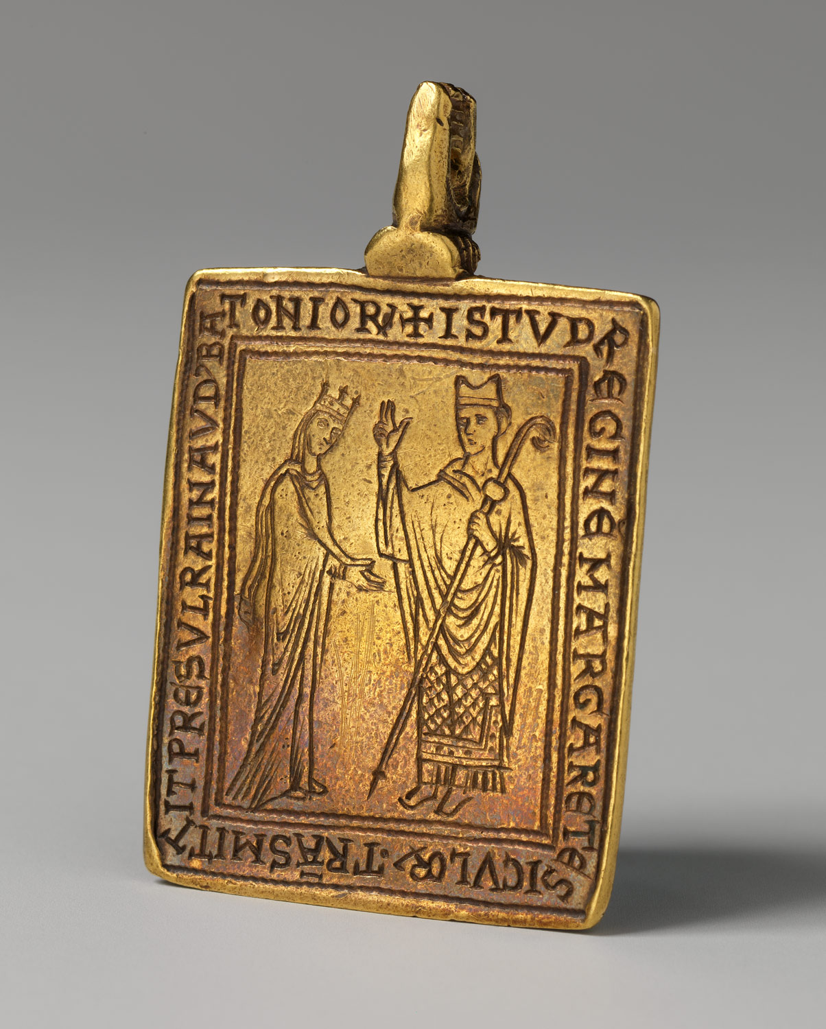 pilgrimage in medieval europe essay heilbrunn timeline of art reliquary pendant queen margaret of sicily blessed by bishop reginald of bath