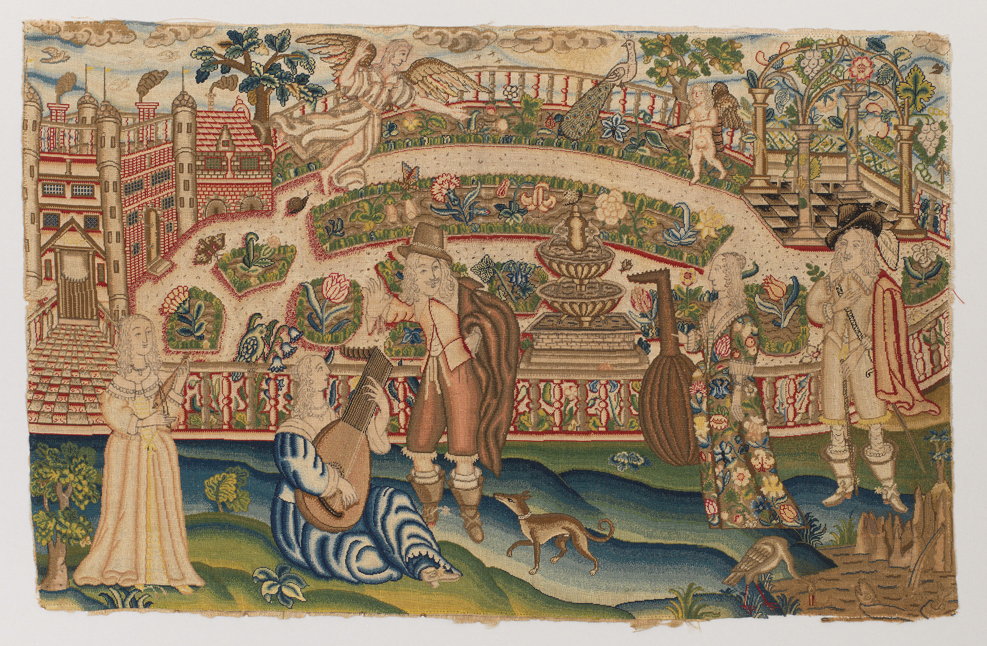 Textile Production in Europe: Embroidery, 1600–1800 | Essay ...