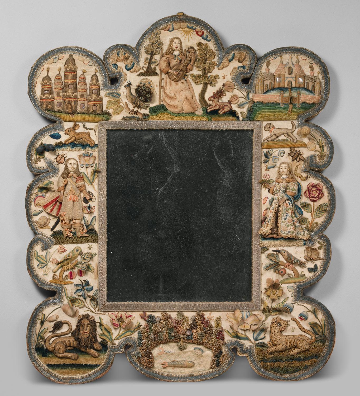 English Embroidery Of The Late Tudor And Stuart Eras