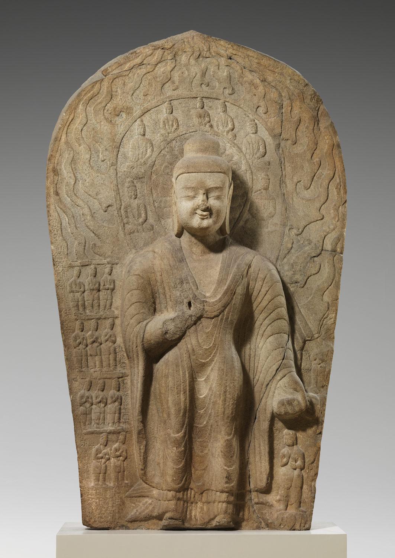Buddha Dipankara (Diguang), ,Sculpture