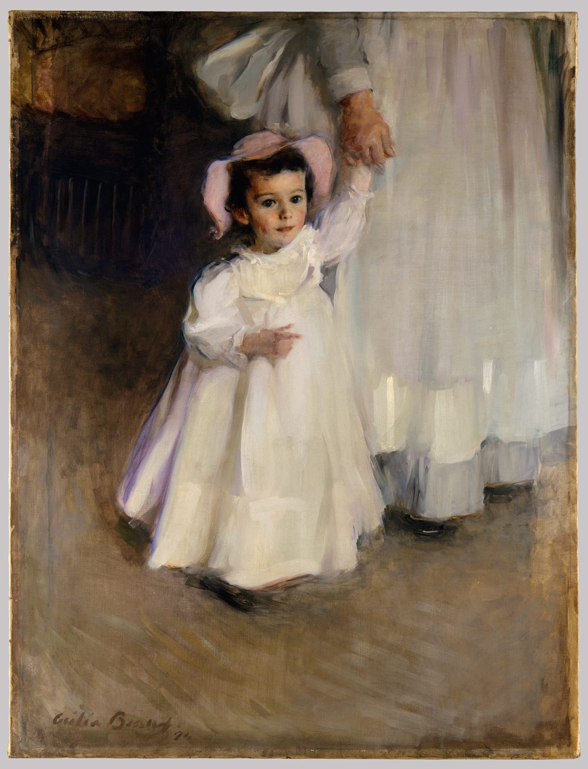 Ernesta (Child with Nurse)