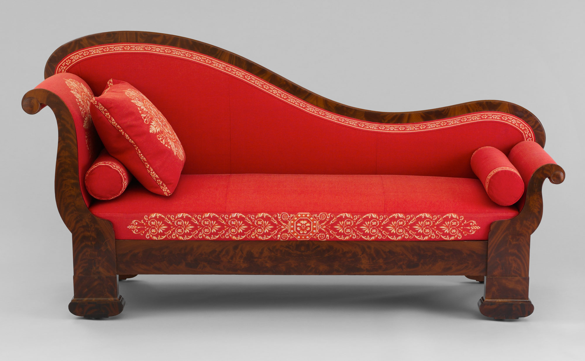 Couch Attributed to the Workshop of Duncan Phyfe