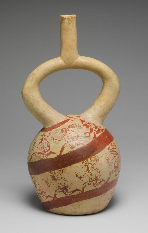 Moche Decorated Ceramics Essay Heilbrunn Timeline Of