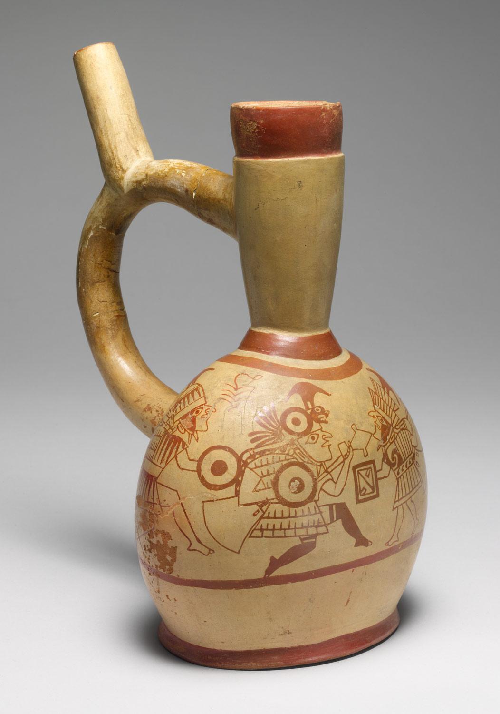 Moche Decorated Ceramics | Essay | Heilbrunn Timeline of ...
