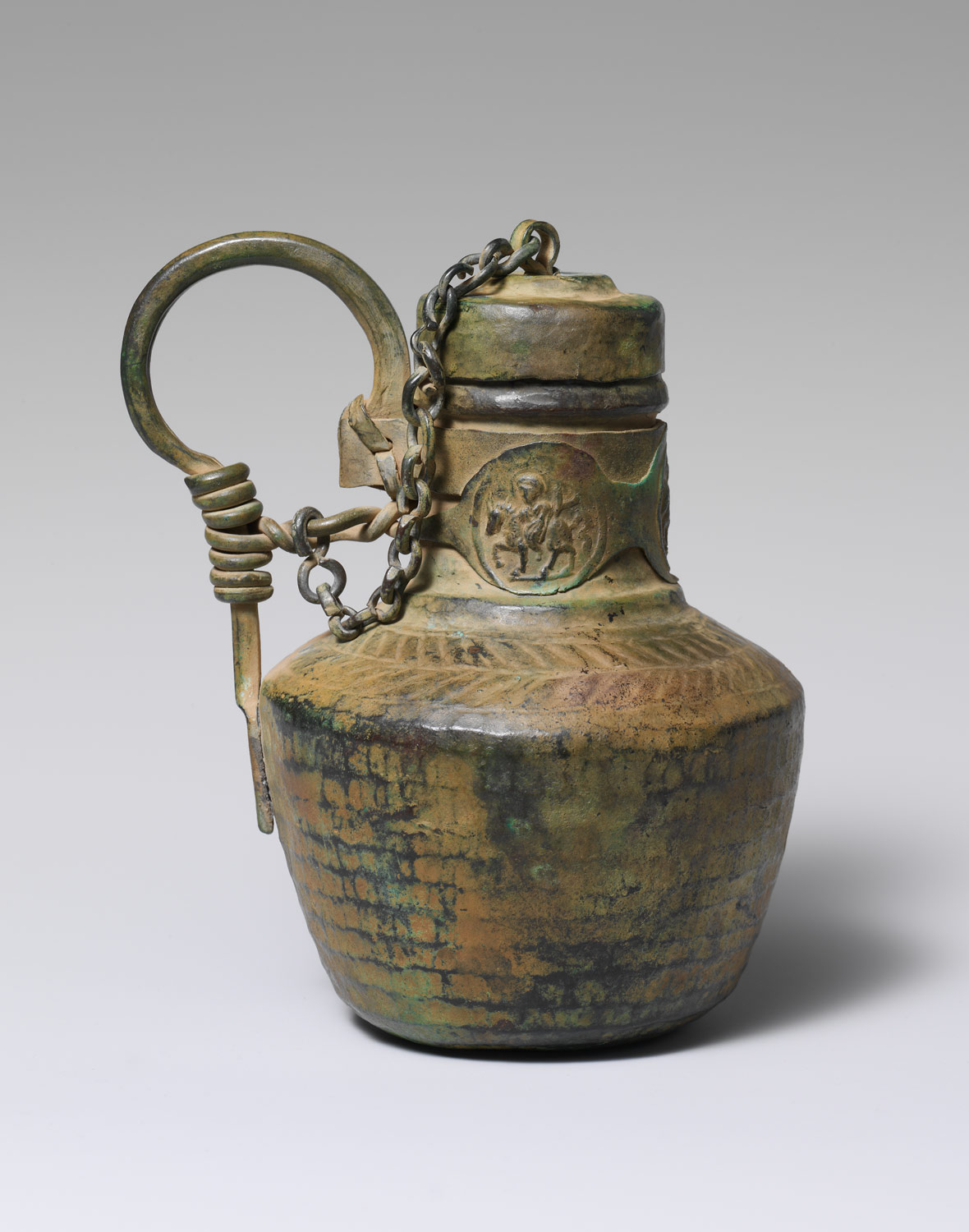 Jug with Medallions