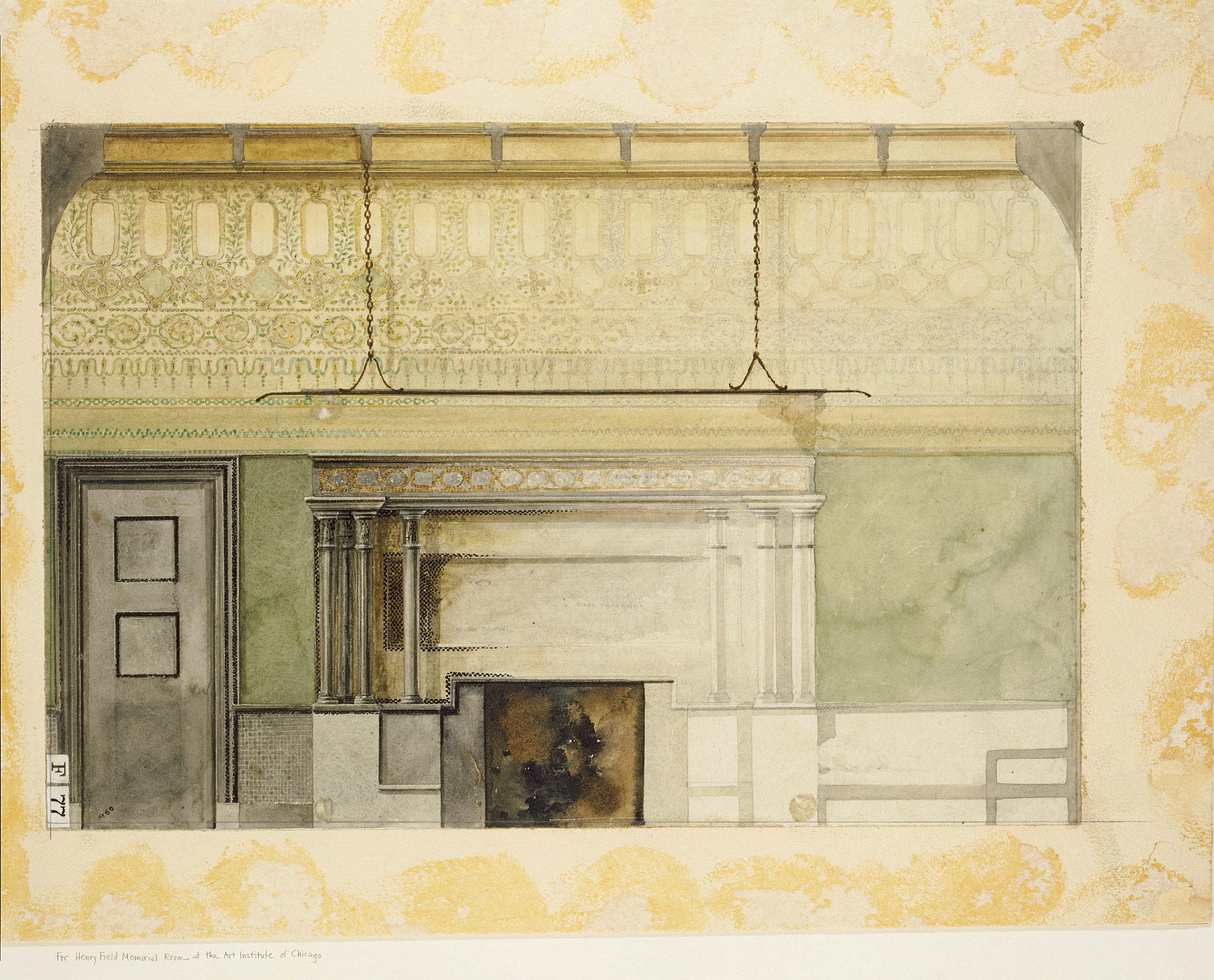 louis comfort tiffany essay heilbrunn timeline of design for henry field memorial gallery at the art institute of chicago