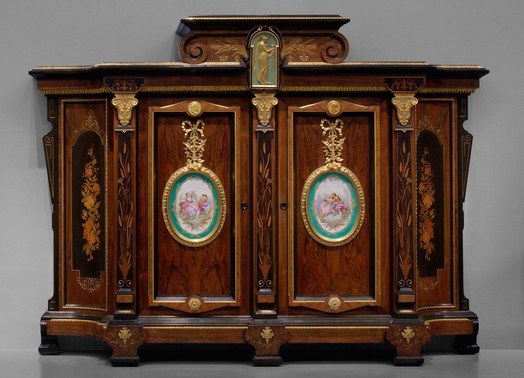 Cabinet Alexander Roux 68 100 1 Work Of Art