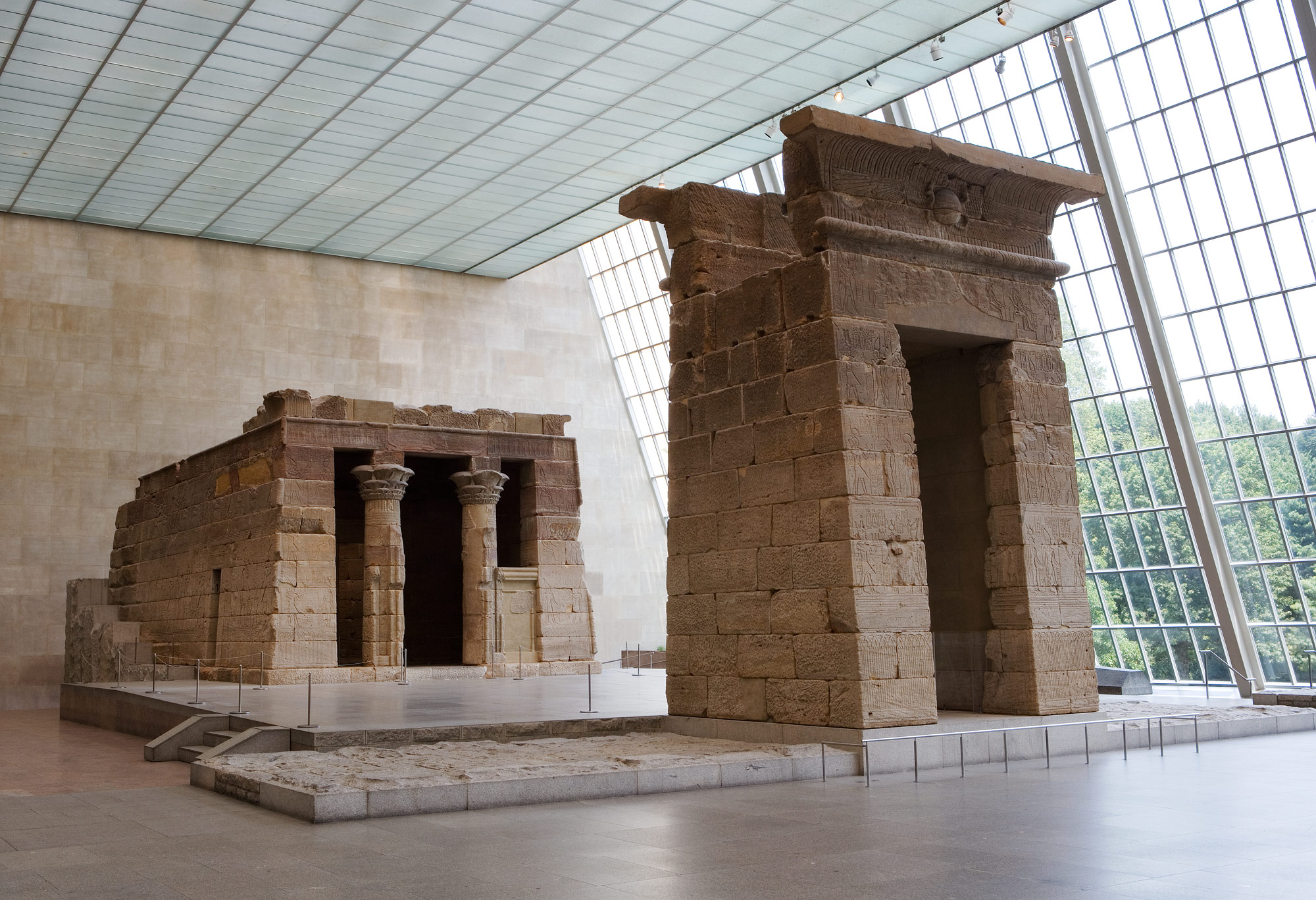 the year one essay heilbrunn timeline of art history the   the temple of dendur
