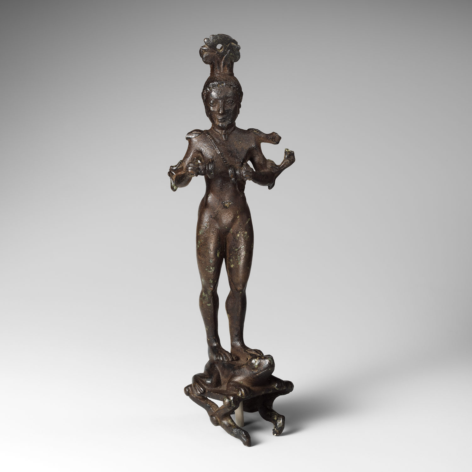 art and craft in archaic sparta essay heilbrunn timeline of bronze mirror support in the form of a nude girl