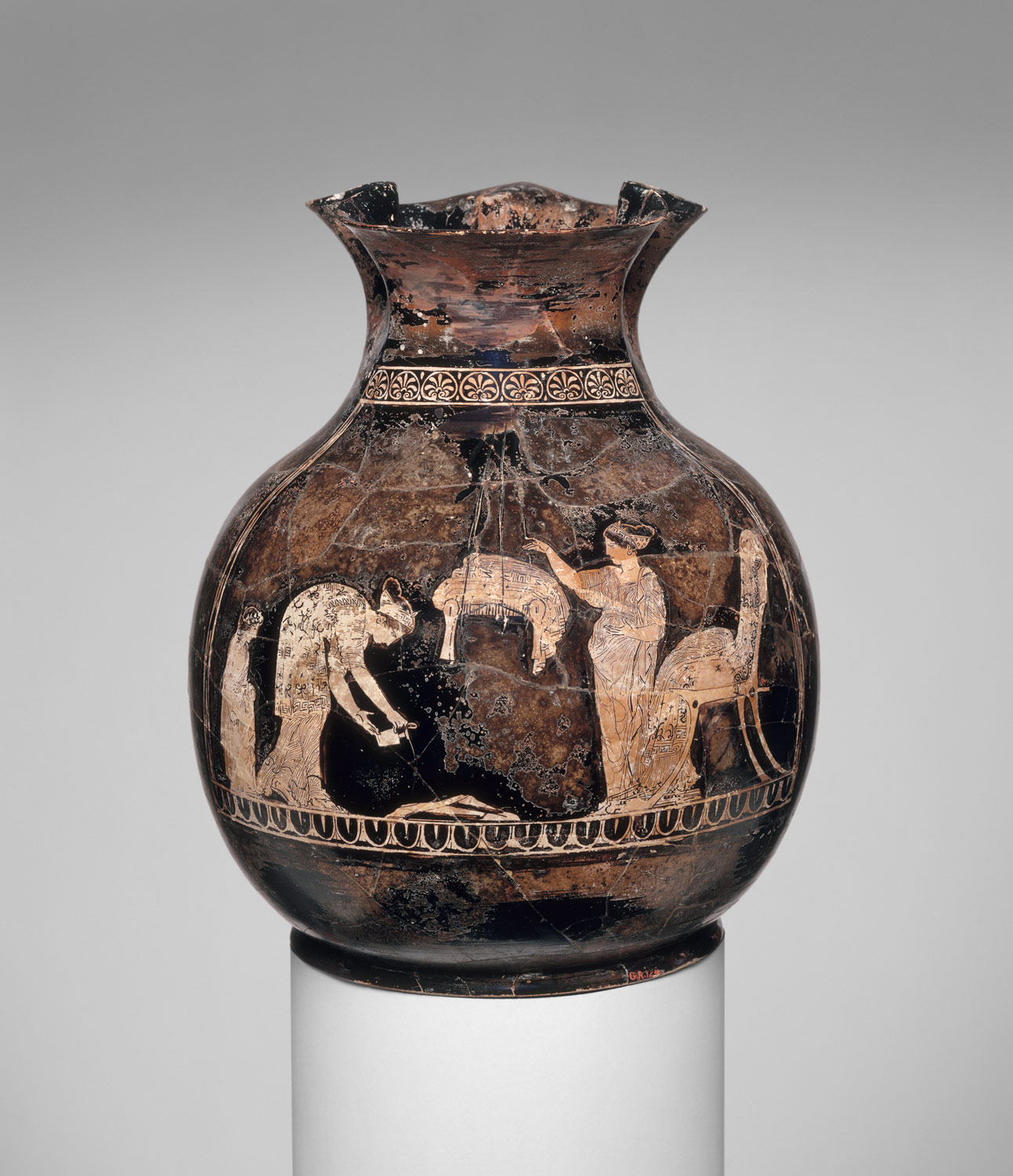 gender roles in ancient greece