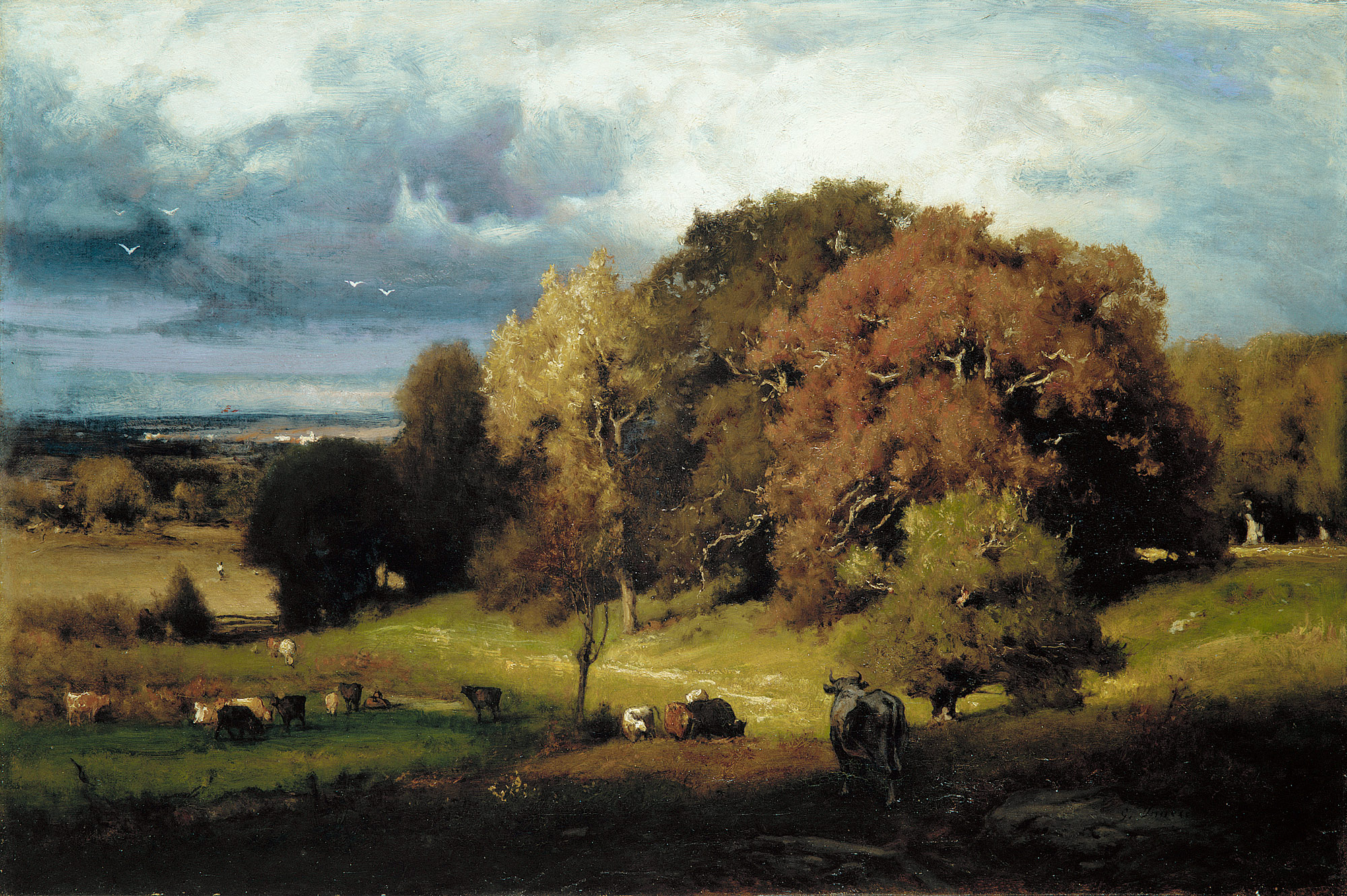 Image result for george inness paintings