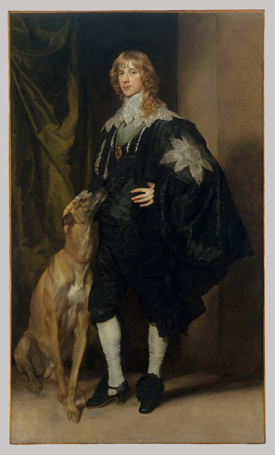 Captions; James Stuart (1612–1655), Duke of Richmond and Lennox ');