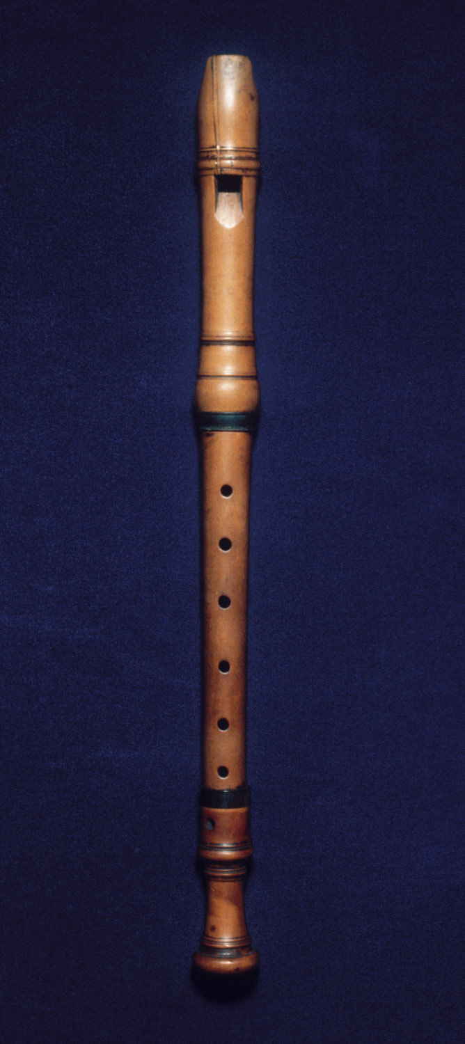 Alto Recorder in F-sharp