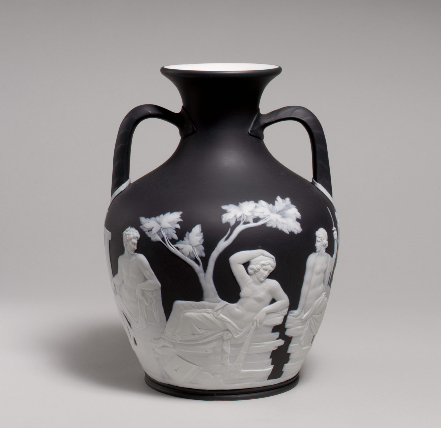 Portland vase josiah wedgwood and sons 944172 work of art portland vase reviewsmspy