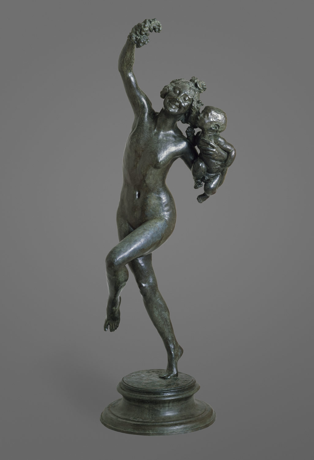 Bacchante and Infant Faun