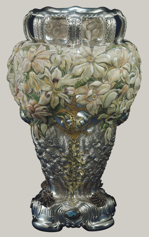 The magnolia vase tiffany company john t curran 992 the magnolia vase reviewsmspy