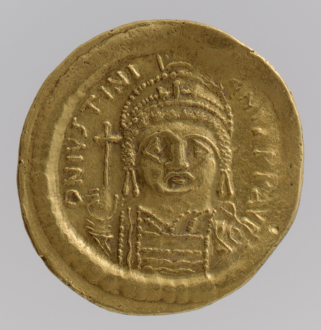 Solidus of Justinian I