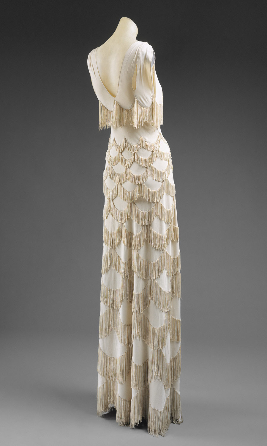 Evening dress | Madeleine Vionnet | C.I.52.18.4 | Work of Art ...