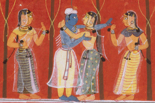 Lyrical Visions: Paintings from North India
