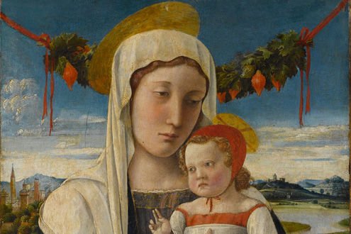 Bellini Madonna and Child