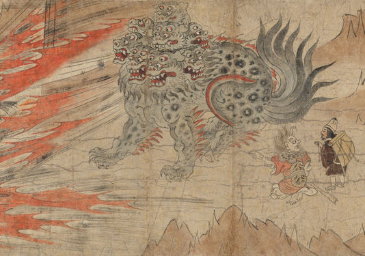 Storytelling in Japanese Art