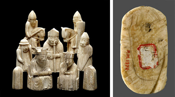 Tusk Chessmen