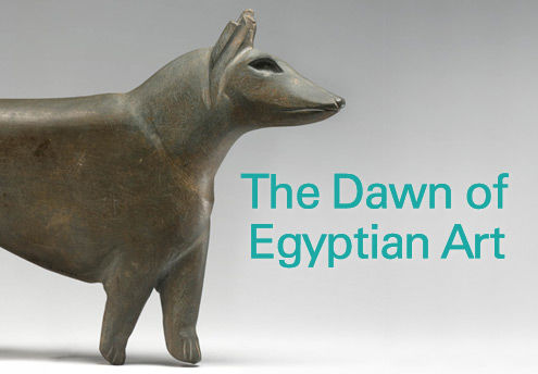 The Dawn of Egyptian Art