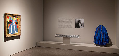 Matisse: In Search of True Painting, installation view of gallery 6