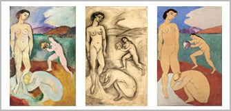Matisse: In Search of True Painting, highlights