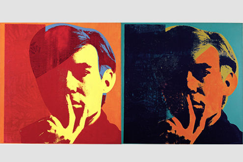 Regarding Warhol: Fifty Artists, Fifty Years