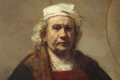 Rembrandt (Rembrandt van Rijn) Portrait of the Artist