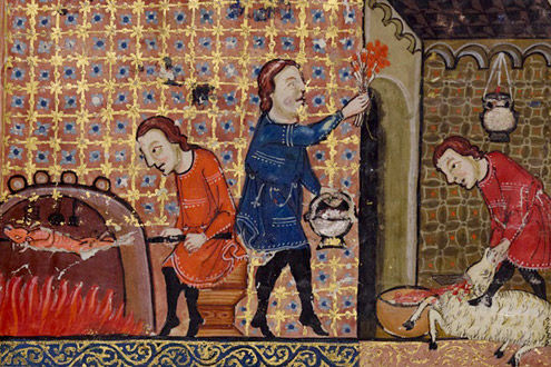 The Rylands Haggadah: Medieval Jewish Art in Context