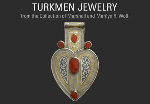 Turkmen Jewelry from the Collection of Marshall and Marilyn R. Wolf
