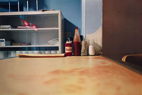 At War with the Obvious:  Photographs by William Eggleston