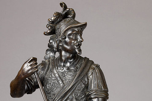 Italian Renaissance and Baroque Bronze Sculpture from the Robert Lehman Collection
