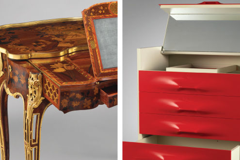 Metropolitan Vanities: The History of the Dressing Table