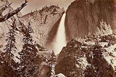 Piwyac, the Vernal Fall, 300 Feet, Yosemite
