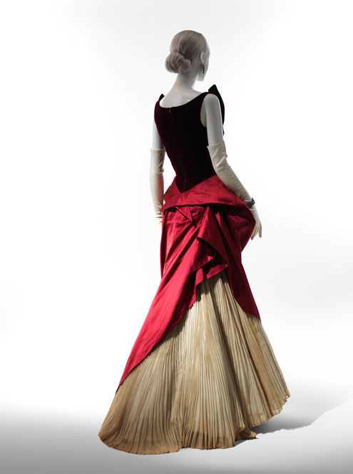 Ball Gown, 1949–50