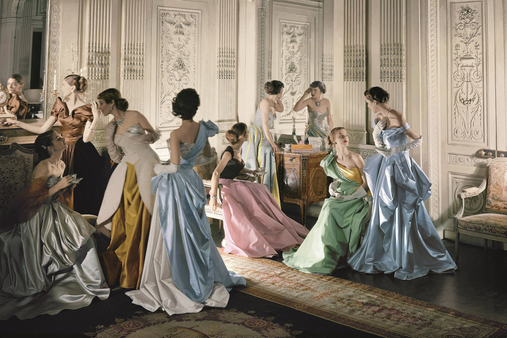 Charles James, Charles James Ball Gowns