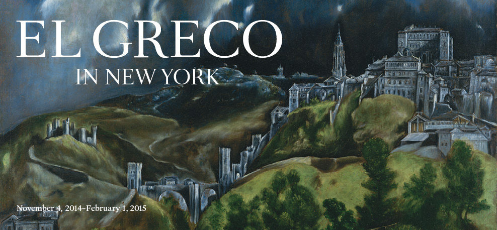 El Greco in New York | November 4, 2014–February 1, 2015